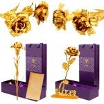 금카네이션, 금장미, 금꽃 가정의달 특별구성