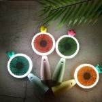 LED 휴대용 핸디선풍기 핸디팬 손풍기