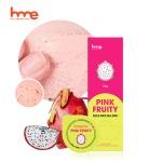 [하프문아이즈] 용과팩 핑크 프루티 팔레트(100g)