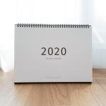 2020 The Basic Calendar 더베이직 캘린더