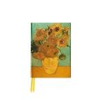 포켓노트 Van Gogh - Sunflowers