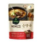 [CJ제일제당] 병천식 비비고 순댓국 460gx3팩