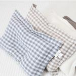 [바미블랑] 멜라니체크 짱구베개 (2C)
