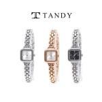 탠디 다이아몬드 어썸스퀘어 시계 (다이아 4PCS)