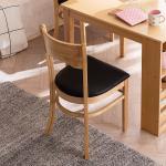 [채우리] 그라티아 원목 식탁 의자