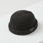 캐피디자인 와치캡 (블랙)