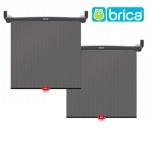 브리카) 온도감지롤러선쉐이드 1+1 (차량햇빛가리개)