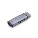 C타입 OTG 카드리더기 / TF SD 메모리 어댑터 LCBT252