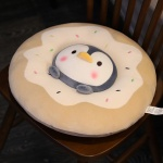 [클라모프] 애니멀 말랑 도넛 쿠션