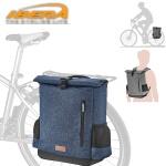 배낭 백팩 겸용 자전거 대용량 패니어 가방