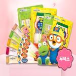 마미꼬미 뽀로로 스트로우타입 젤리 스틱 과일맛 30개