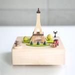 우더풀라이프 우드오르골 뉴 에펠탑