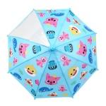 핑크퐁 40 물속패턴 우산