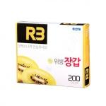 [코멕스산업] (R3) 위생장갑 200매입 402322