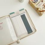[볼터치들] 보카 노트패드 제본버전 2color (100g)