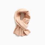 [로코덴#ROTHY] SPA clothes brand 파스텔 스노우 코튼 머플러 (핑크)