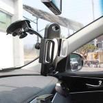 차량용 스마트폰 태블릿 흡착형 거치대