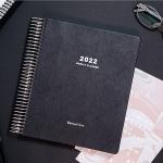 2022 PU 다이어리 - 블랙