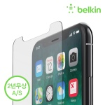벨킨 아이폰XS 맥스용 템퍼드 강화유리 필름 F8W911z