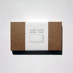 백상점 card paper [명함지/명함용지/카드지]