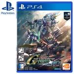 PS4 SD건담 G 제네레이션 크로스레이즈 초회판