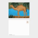 [카멜앤오아시스] Camel & Oasis 낙타 오아시스 엽서