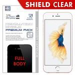 [프로텍트엠/PROTECTM] 레볼루션쉴드 프리미엄팩 전신보호방탄필름+액정보호필름 아이폰6S플러스/6플러스 iPhone6S Plus/6S Plus 5.5인치