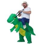 갓샵 공룡 옷 에어슈트 3SIZE 의상 슈트 코스튬 풍선