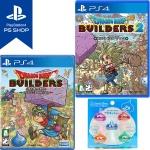 PS4 드래곤 퀘스트 빌더즈 1 + 2 더블팩 (슬라임증정)