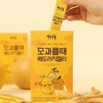 [자연공유] 모과플때 배도라지 1box 15포