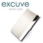[excuve]TX1 카드이니셜 스틸 케이스