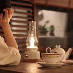 수련 [mong mong] 몽몽랜턴_감성캠핑 감성조명