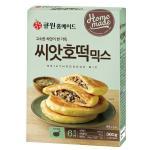 (박스특가/10개입)큐원 씨앗호떡믹스 (프라이팬용)
