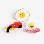[인디고샵] 달걀로 만든 아크릴 뱃지