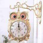 재물 부엉이 양면시계( R1012-01 ) 골드 추카추카넷