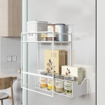 [루나랩 홈] 냉장고 마그네틱 수납 거치대 SMALL