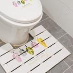 포레스트 욕실발판 현관 세탁실 인테리어