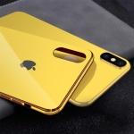 아이폰7 7플러스 슬림핏 클린 강화유리 하드 케이스