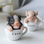 [HEIM] 미니 컵속의 돼지
