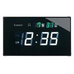 루나리스 디지털  LED 전자 벽시계(소) JS-i36
