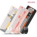아이리버 무선 키보드&마우스 세트 EQwear-V1000