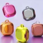갤럭시버즈라이브 글리터 크롬 컬러 유광 하드 케이스