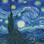 별이 빛나는 밤에 [1000피스/직소퍼즐/명화/BN10-031]