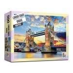 (알록퍼즐)500피스 런던 타워 브릿지 직소퍼즐 AL5007