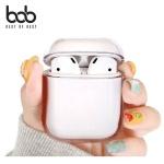 bob 에어팟 1세대 2세대 클리어 하드 투명 케이스
