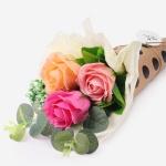 [인디고샵]  고백해 로맨틱 로즈 비누꽃다발 (1set)