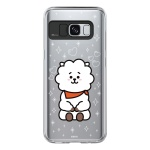 BT21 Galaxy S8 / S8 Plus RJ 라이팅 케이스 (Soft 타입)