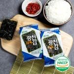 삼육 광천 도시락김 4g X 9봉