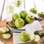 [한여름의 상큼함] 사과(썸머킹)  3.5kg/14~18과
