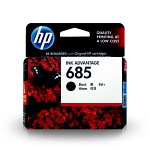 HP CZ121AA / NO.685 / Black pigment ink / 550P